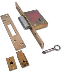 Bramah MD27 - Wooden Door Deadlock (60mm)