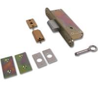 Bramah NS27M - Metal Door Deadlock (43mm)