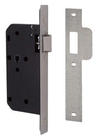 Union J2C23 DIN - Flat Pattern Latch (83mm) SQ