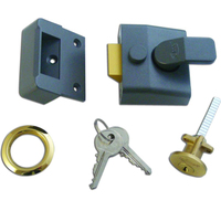 Asec AS14 - Standard Night Latch (40mm)