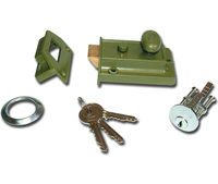 Asec Traditional Night Latch (60mm)