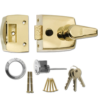 ERA 1630 - Standard Night Latch (60mm)