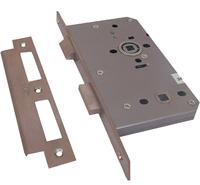 Briton 5430 DIN - Bathroom Lock (93mm) SQ