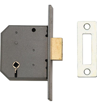 Union 2126 Bathroom Deadlock (77mm)