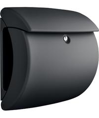 Burg Wachter Pearl Black - Plastic Post Box