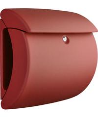 Burg Wachter Pearl Red - Plastic Post Box