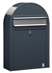 Bobi Bobi - Classic S Grey Letter Box