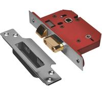 Union J22WC StrongBOLT - Bathroom Lock (81mm)
