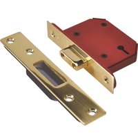 Union J2103 StrongBOLT - 3 Lever Deadlock (68mm)