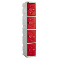 Probe 4 Door - UltraBox Red Locker