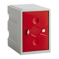 Probe 1 Door Mini - UltraBox Red Locker