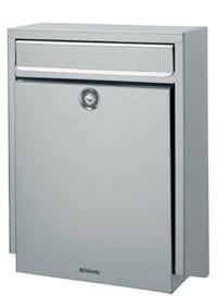 Brabantia Brabantia - B100 Stainless Steel Post Box