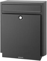 Brabantia Brabantia - B100 Dark Grey Post Box