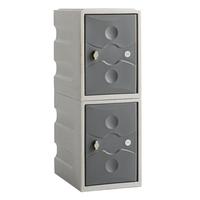 Probe 2 Door Mini - UltraBox Grey Locker