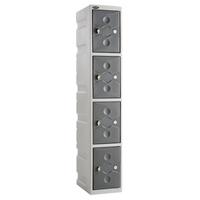 Probe 4 Door - UltraBox Grey Locker