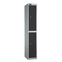 Probe 2 Door - Black Locker