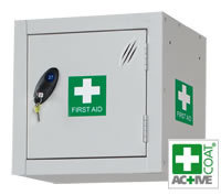Probe Cube Medical Locker