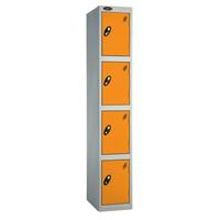 Probe 4 Door - Orange Locker