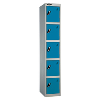 Probe 5 Door - Deep Blue Locker