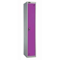 Probe 1 Door - Deep Lilac Locker