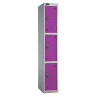 Probe 3 Door - Deep Lilac Locker