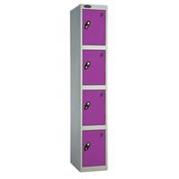 Probe 4 Door - Deep Lilac Locker