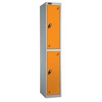 Probe 2 Door - Deep Orange Locker