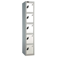 Probe 5 Door - Deep White Locker
