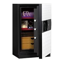 Phoenix NEXT LS7002 White Luxury Safe