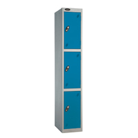 Probe 3 Door - Extra Deep Blue Locker