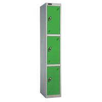 Probe 3 Door - Extra Deep Green Locker