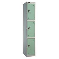 Probe 3 Door - Extra Deep Jade Locker