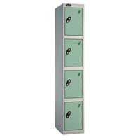 Probe 4 Door - Extra Deep Jade Locker