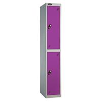 Probe 2 Door - Extra Deep Lilac Locker