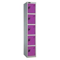 Probe 5 Door - Extra Deep Lilac Locker