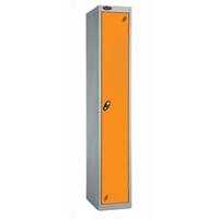 Probe 1 Door - Extra Deep Orange Locker