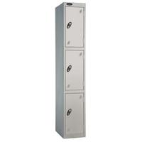 Probe 3 Door - Extra Deep Grey Locker