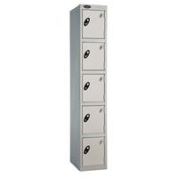 Probe 5 Door - Extra Deep Grey Locker