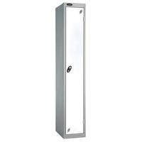 Probe 1 Door - Extra Deep White Locker