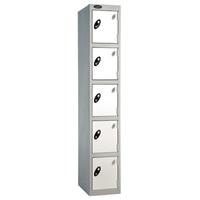 Probe 5 Door - Extra Deep White Locker
