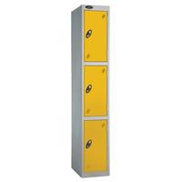 Probe 3 Door - Extra Deep Yellow Locker