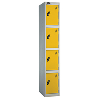Probe 4 Door - Extra Deep Yellow Locker