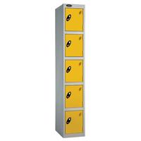 Probe 5 Door - Extra Deep Yellow Locker