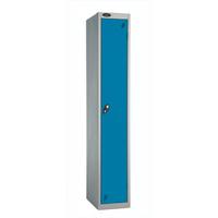 Probe 1 Door - Wide Blue Locker