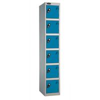 Probe 6 Door - Wide Blue Locker