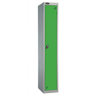 Probe 1 Door - Wide Green Locker