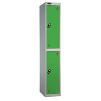 Probe 2 Door - Wide Green Locker