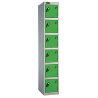 Probe 6 Door - Wide Green Locker