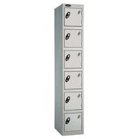 Probe 6 Door - Wide Grey Locker