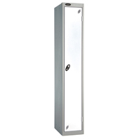 Probe 1 Door - Wide White Locker